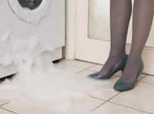 Cosa fare quando la lavatrice perde acqua