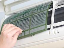 Come pulire il filtro del condizionatore