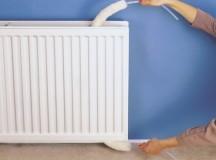 Come pulire i termosifoni